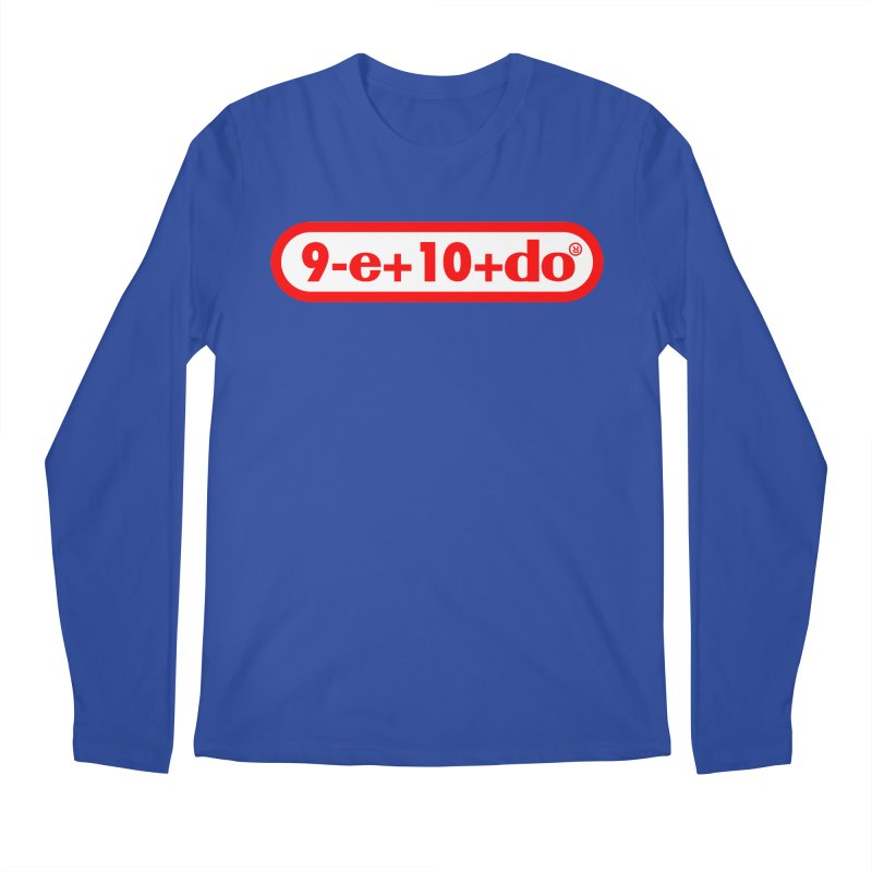 Gamer Math 2 Men's Longsleeve T-Shirt by Hump