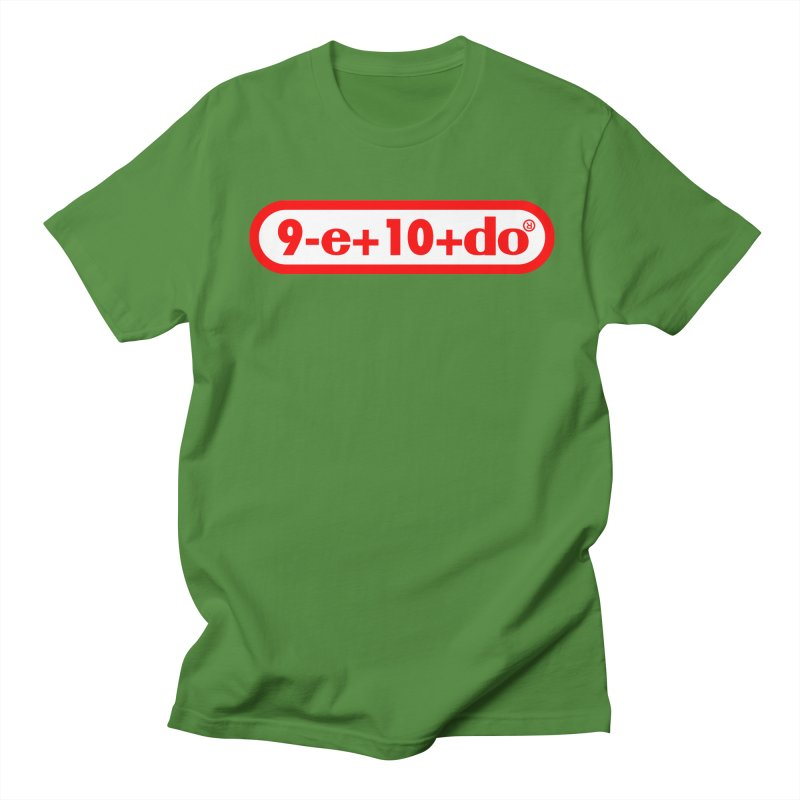 Gamer Math 2 Men's T-shirt by Hump