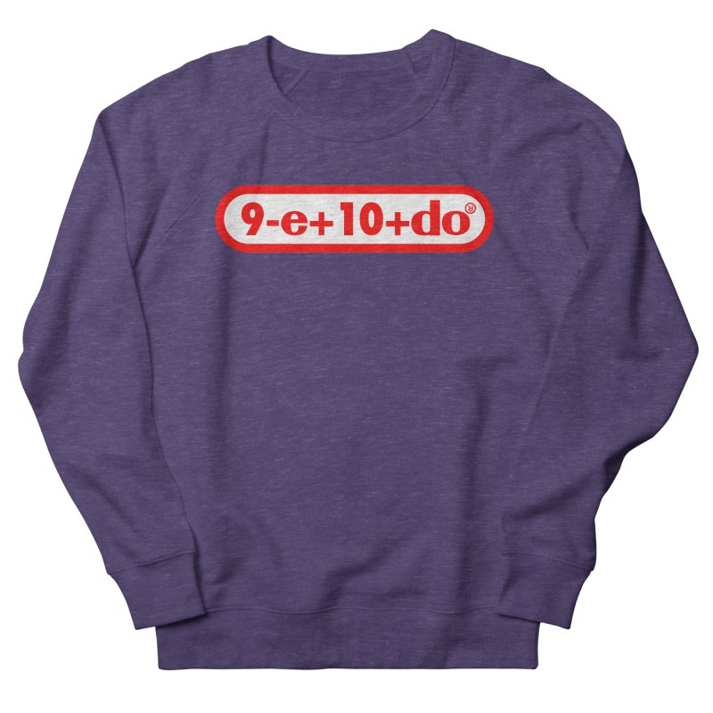 Gamer Math 2 Men's Sweatshirt by Hump