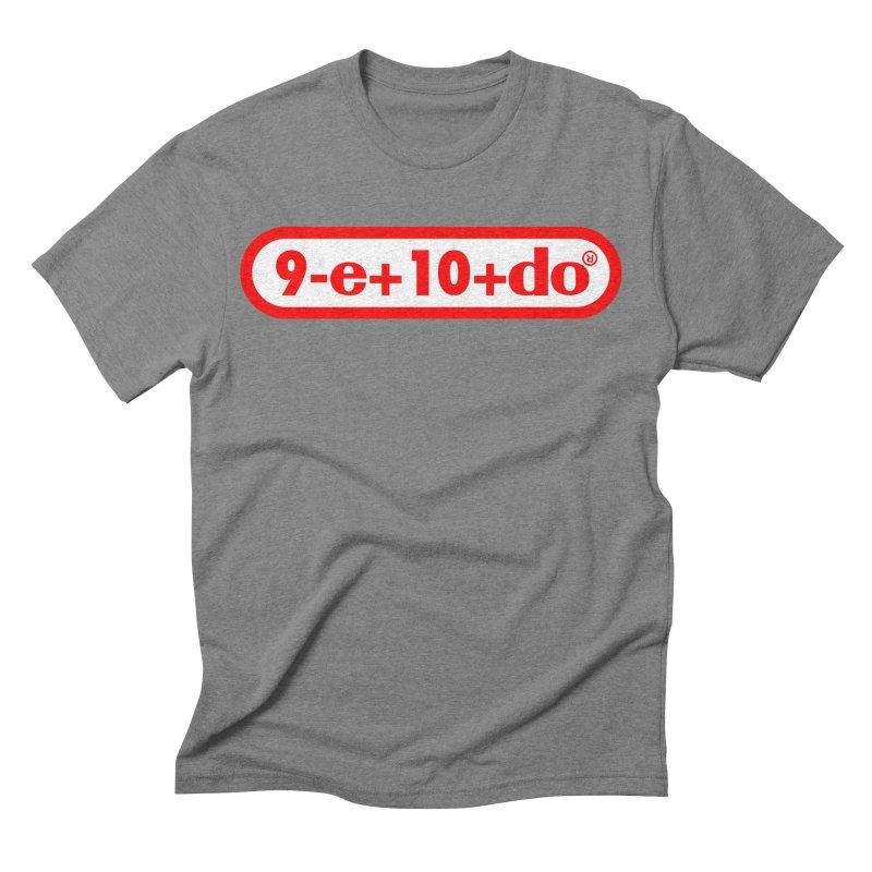 Gamer Math 2 Men's Triblend T-shirt by Hump
