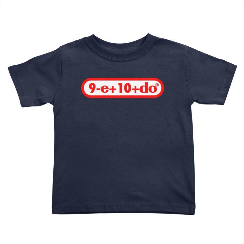 Gamer Math 2 Kids Toddler T-Shirt by Hump