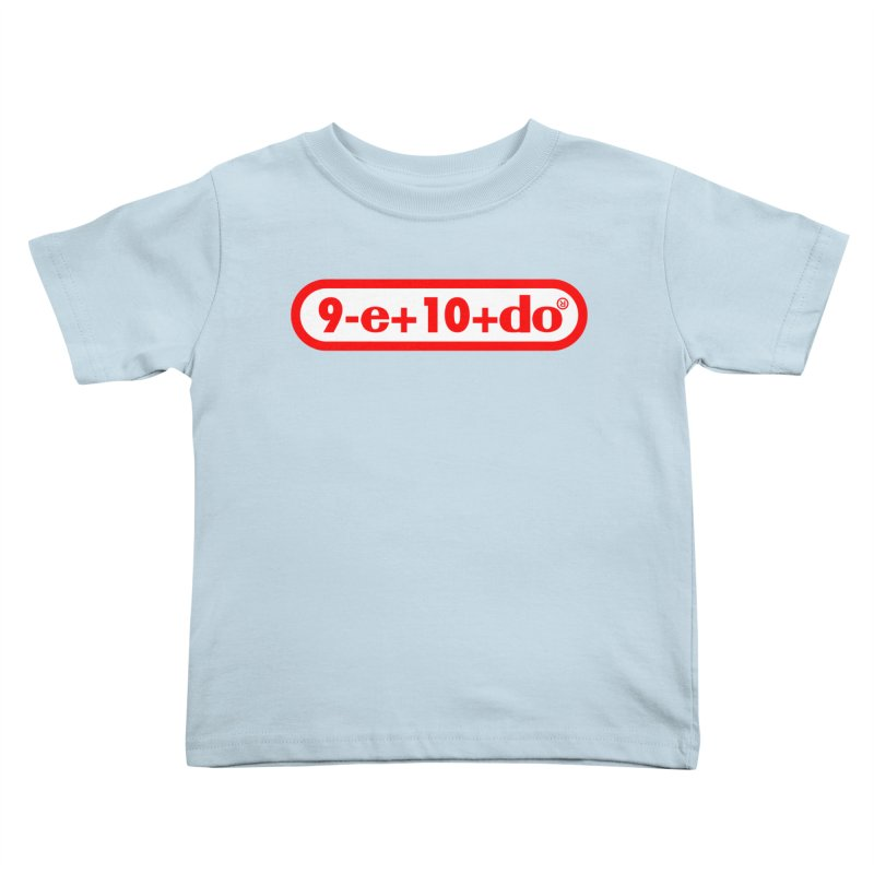 Gamer Math 2 Kids Toddler T-Shirt by Hump