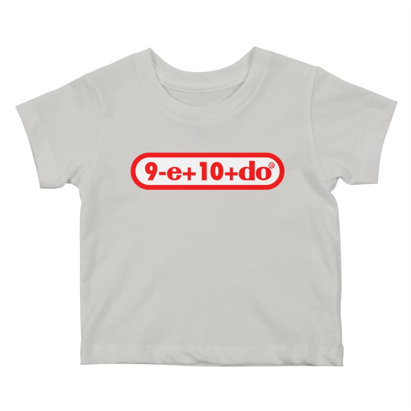 Gamer Math 2 Kids Baby T-Shirt by Hump