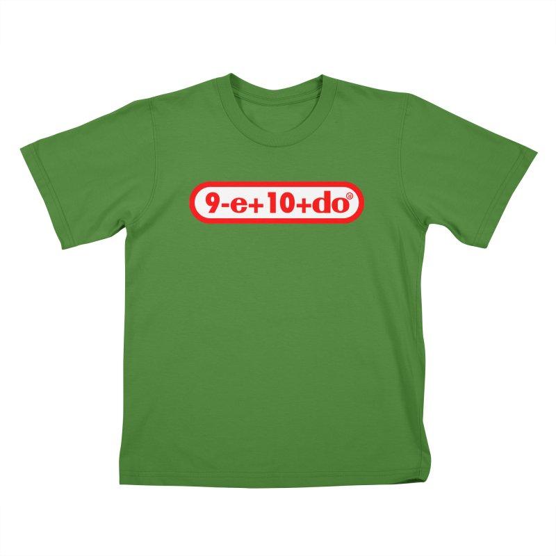Gamer Math 2 Kids T-Shirt by Hump