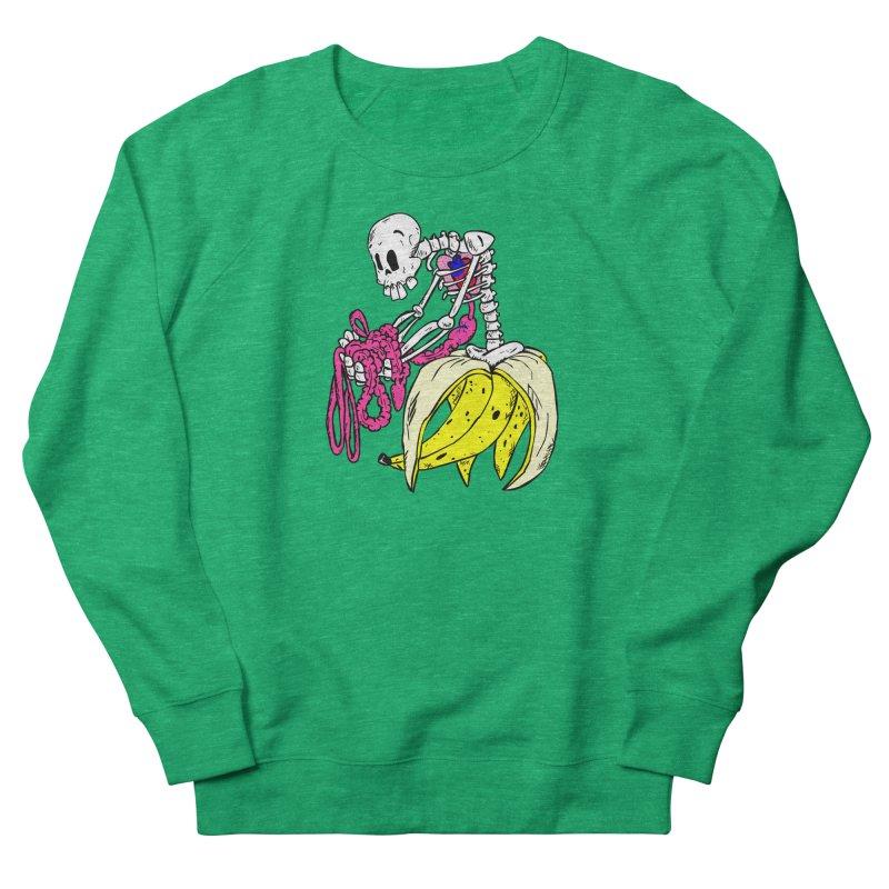 Banana Bones Women's Sweatshirt by Hump