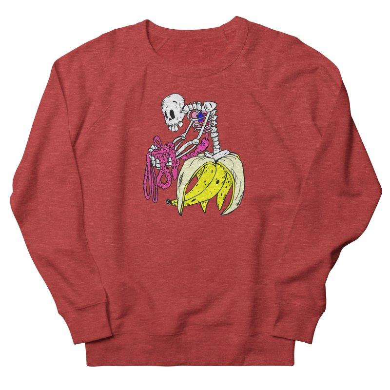 Banana Bones Men's Sweatshirt by Hump
