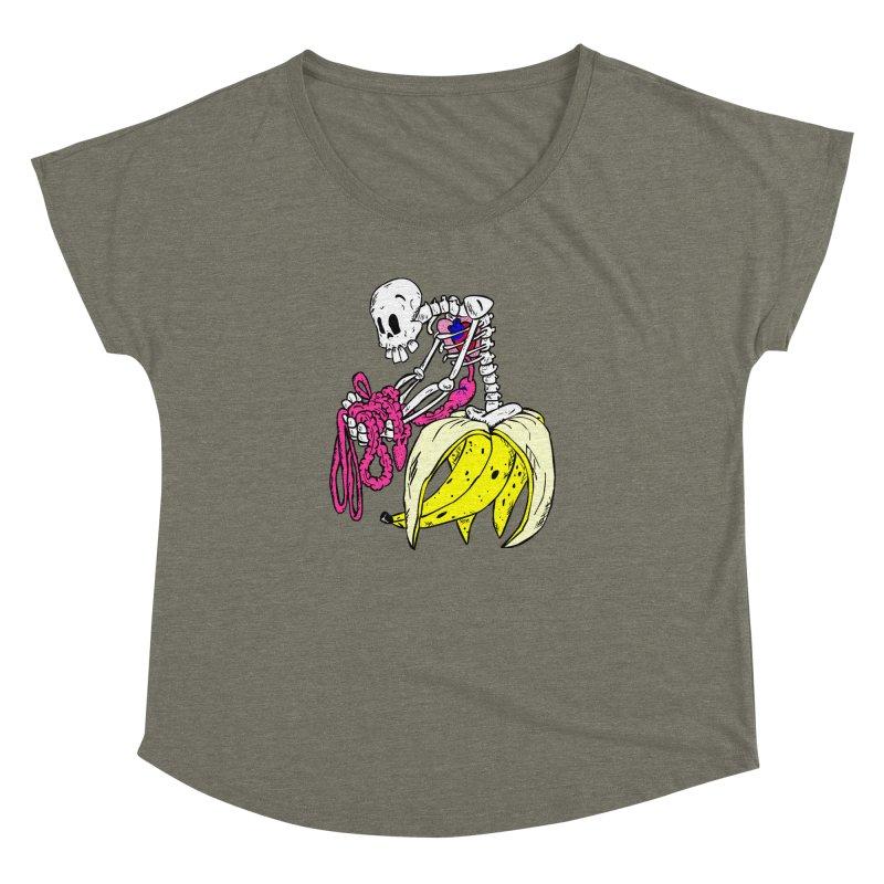 Banana Bones Women's Dolman by Hump