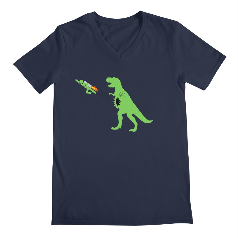 Jet-Pack VS. T-Rex   by Hump