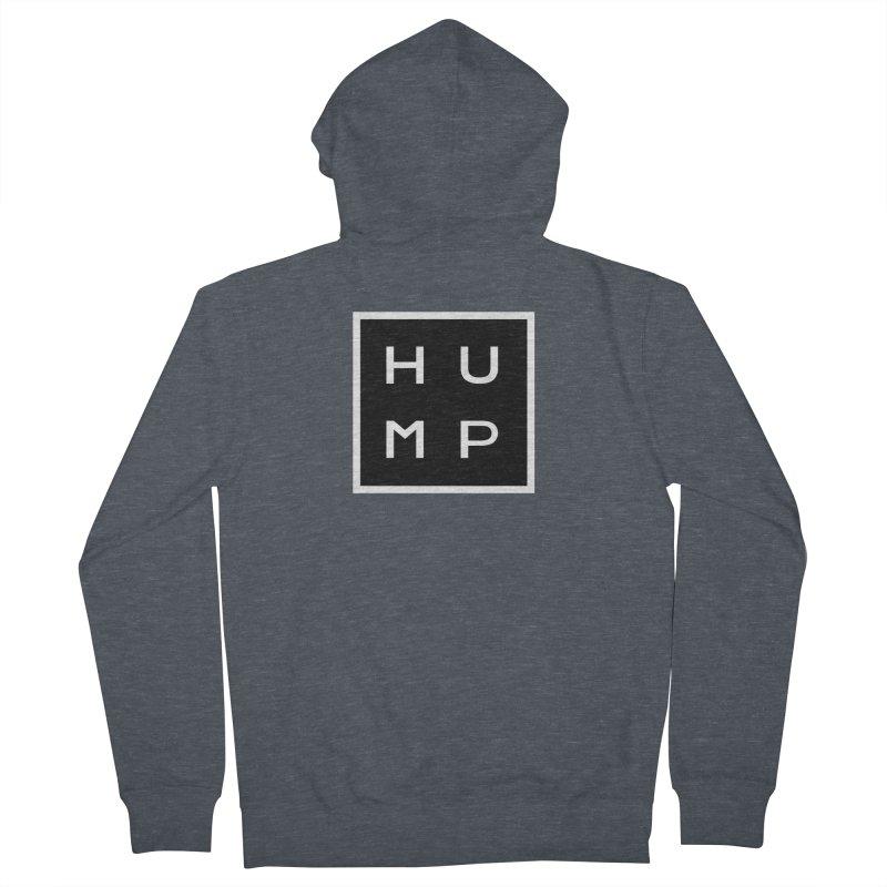 Box of Hump Women's Zip-Up Hoody by Hump
