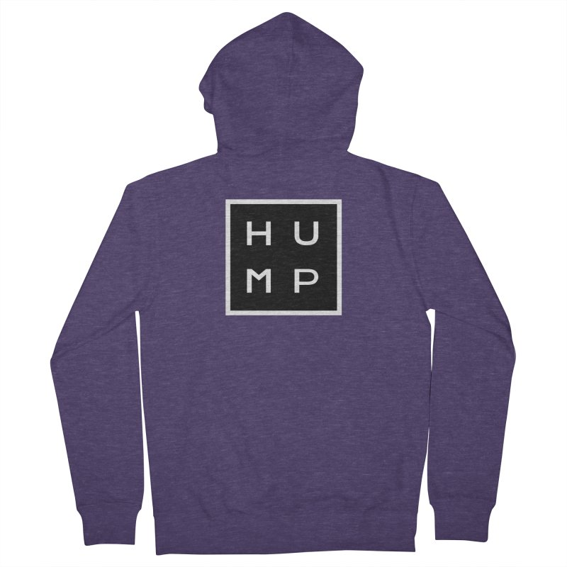 Box of Hump Men's Zip-Up Hoody by Hump