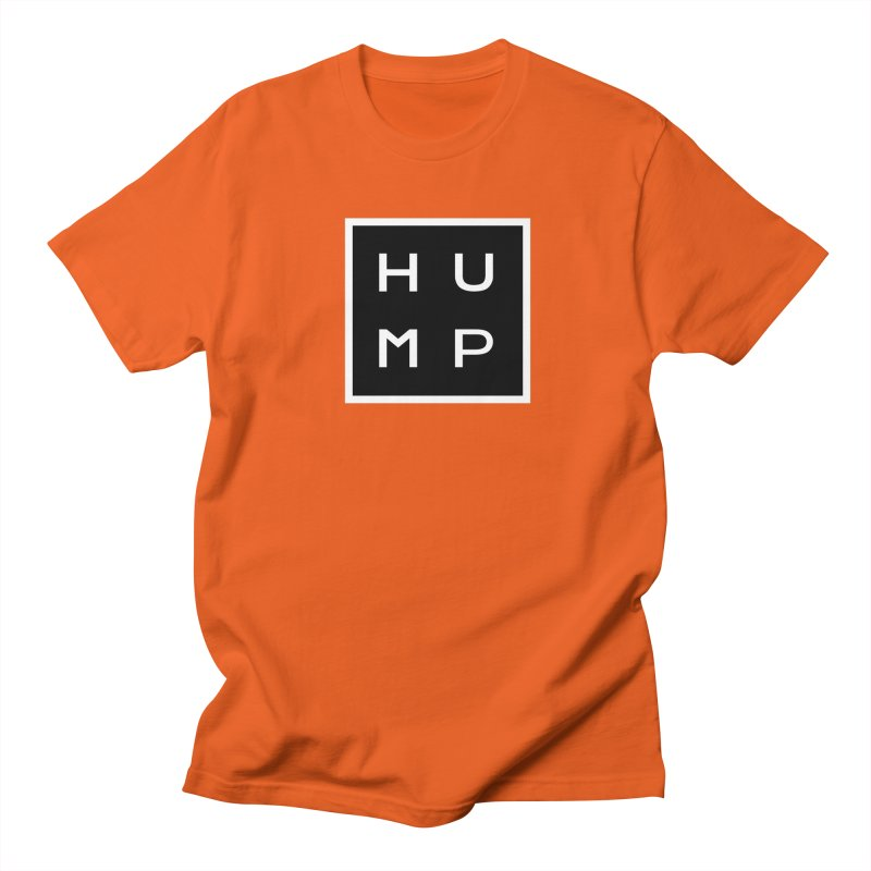 Box of Hump  Men's T-Shirt by Hump