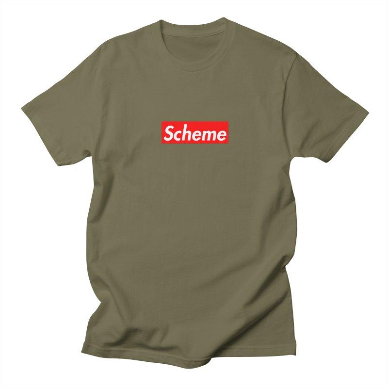 Scheme Men's T-Shirt by Hump