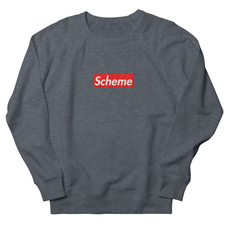 Scheme Men's Sweatshirt by Hump