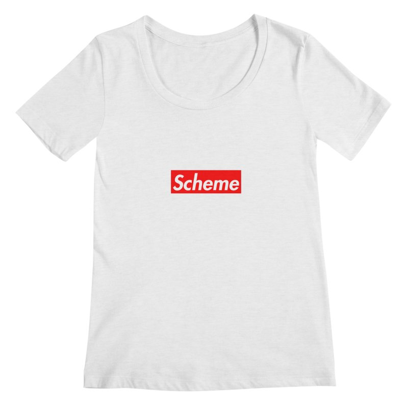 Scheme Women's Scoopneck by Hump