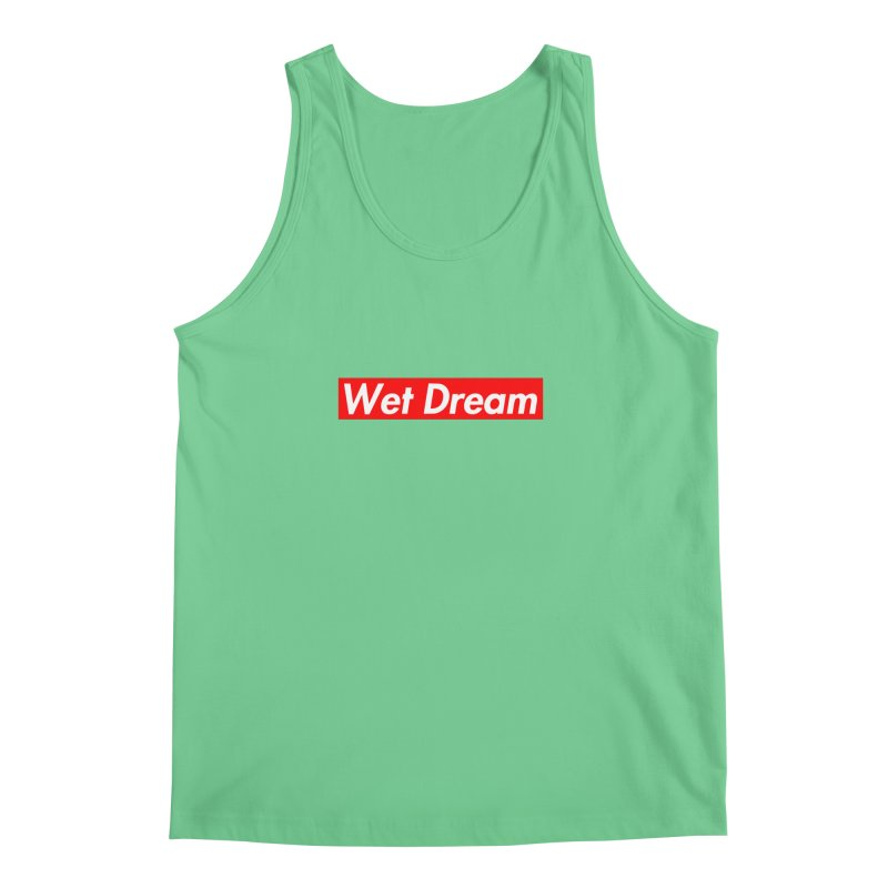 Wet Dream red Men's Tank by Hump