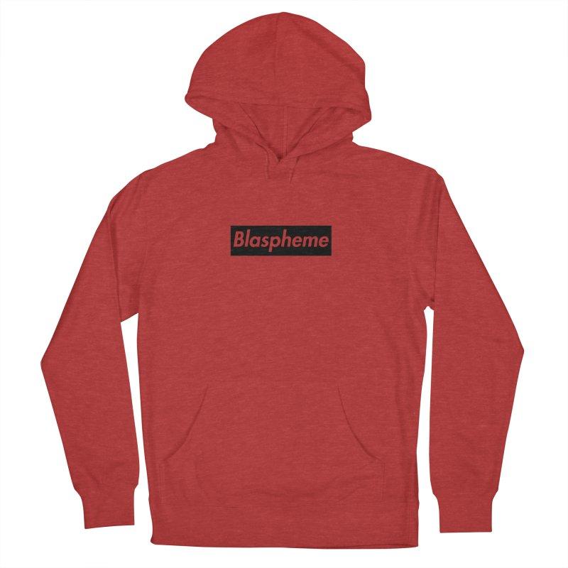Blaspheme black Women's Pullover Hoody by Hump