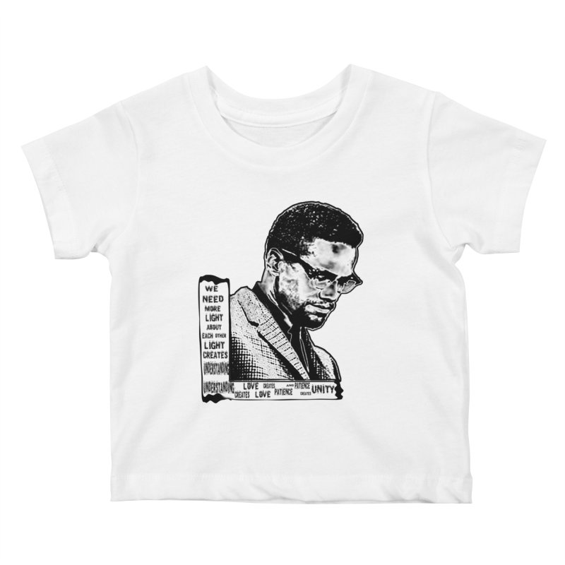 BHM-X Kids Baby T-Shirt by HUNDRED