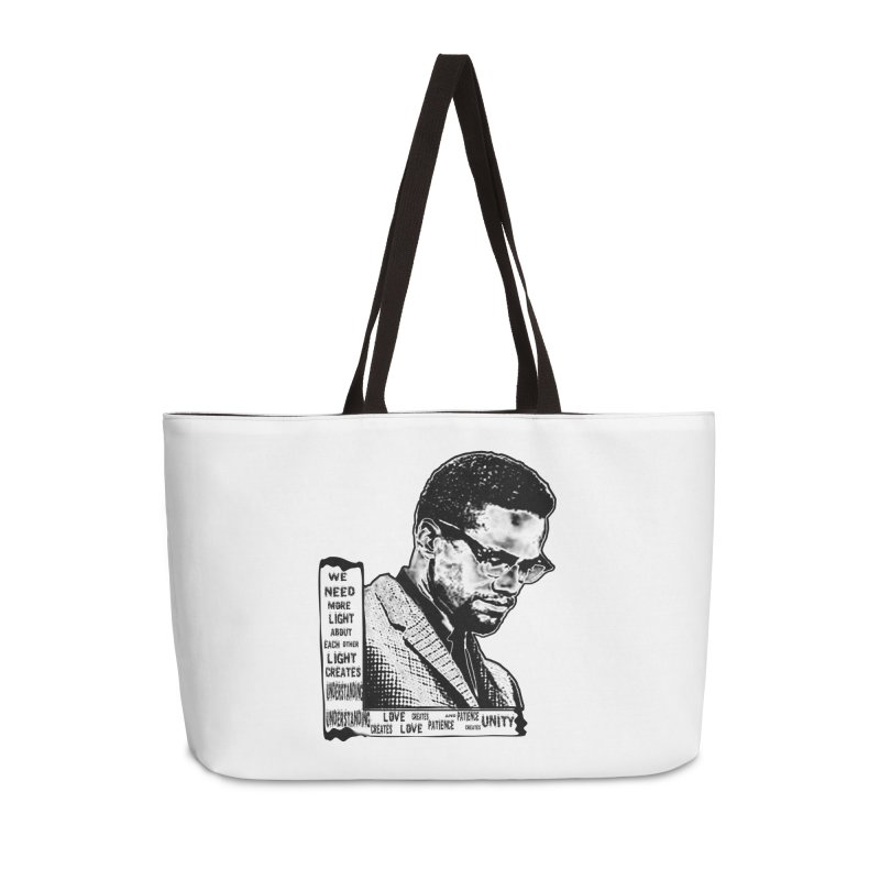 BHM-X Accessories Weekender Bag Bag by HUNDRED