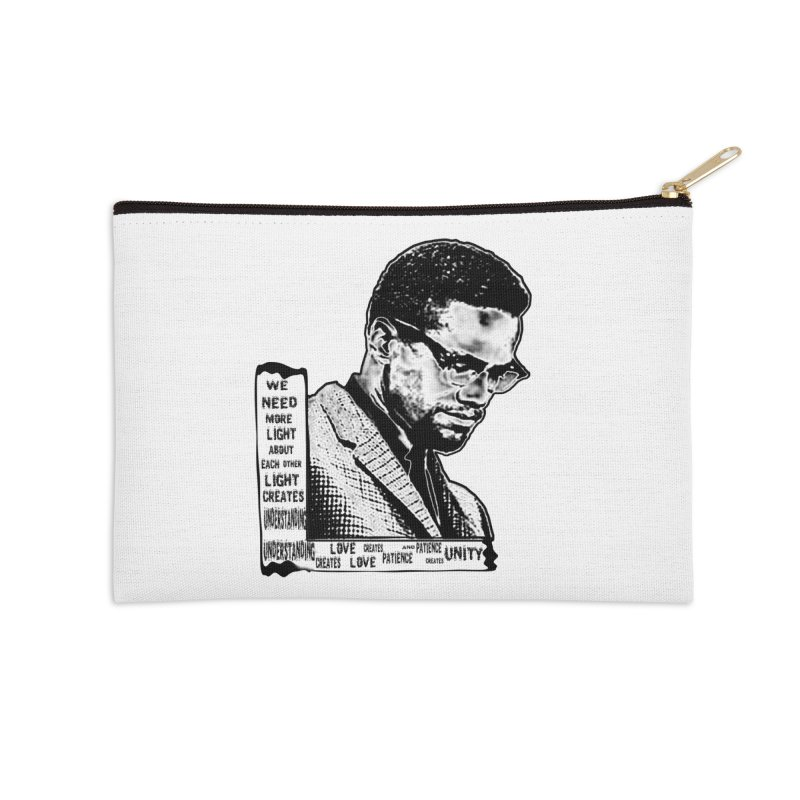 BHM-X Accessories Zip Pouch by HUNDRED