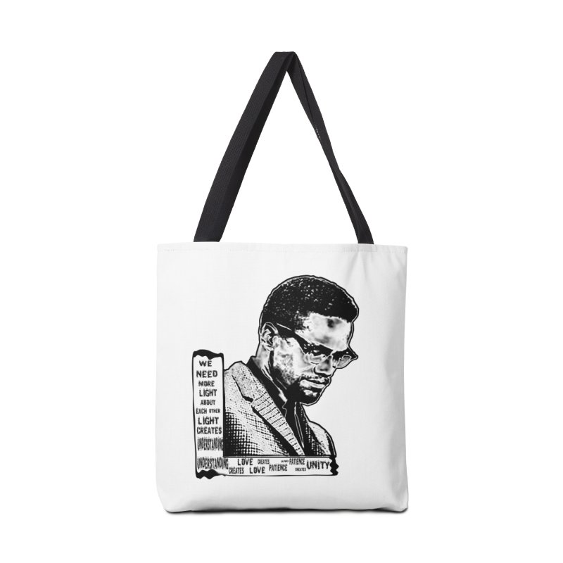 BHM-X Accessories Tote Bag Bag by HUNDRED