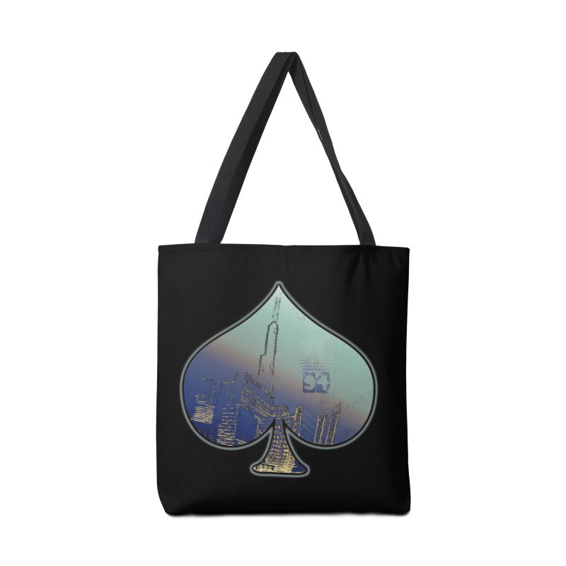 CHI FROM EYE94 Accessories Tote Bag Bag by HUNDRED