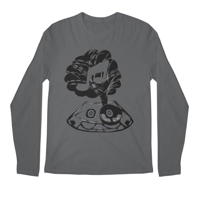 Rich Soil Men's Regular Longsleeve T-Shirt by HUNDRED