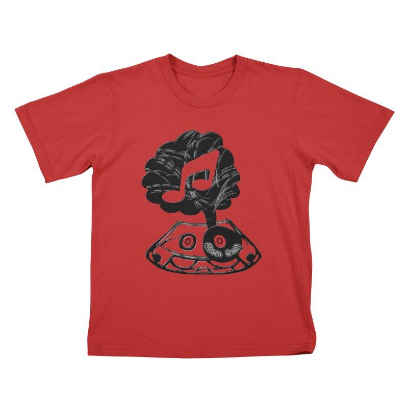 Rich Soil Kids T-Shirt by HUNDRED
