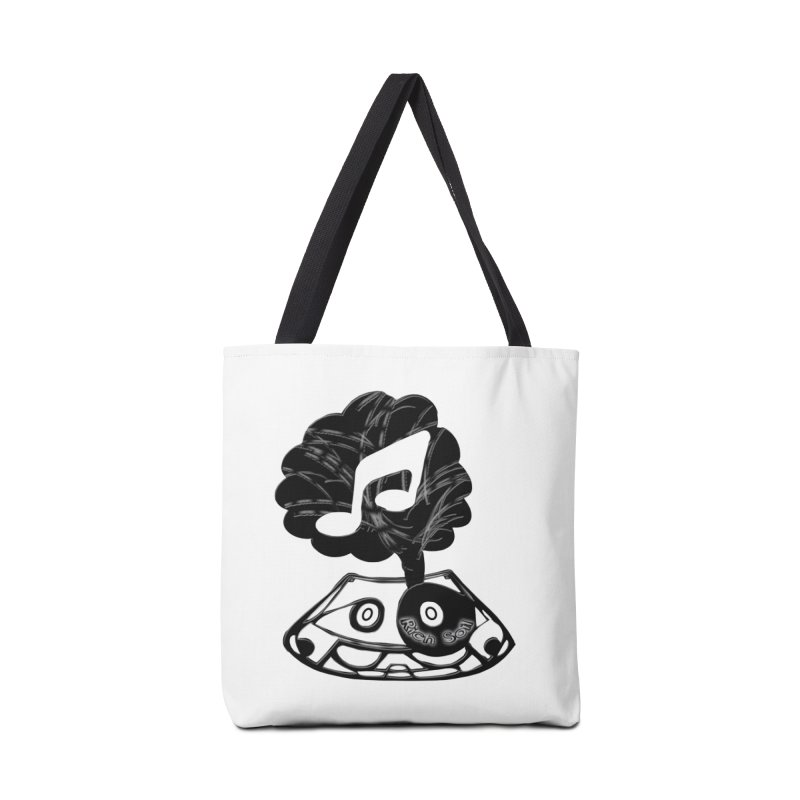 Rich Soil Accessories Tote Bag Bag by HUNDRED
