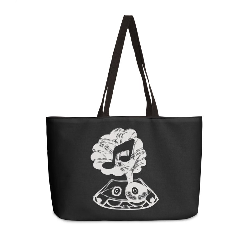 RICH SOIL BLK Accessories Weekender Bag Bag by HUNDRED