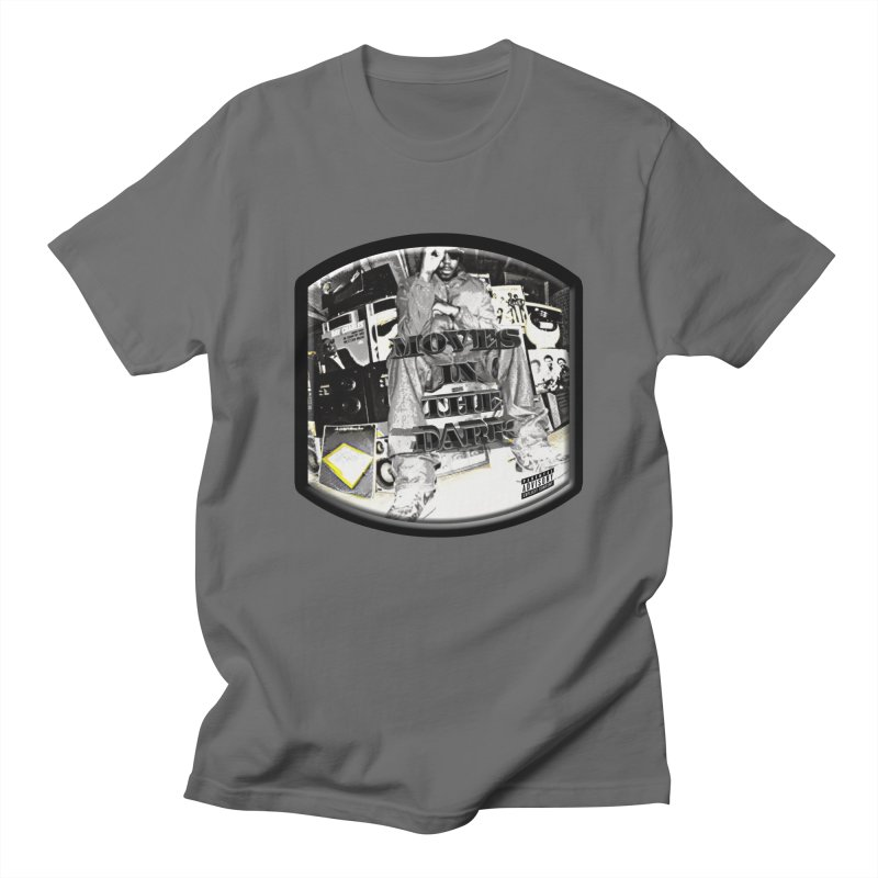Moves In The Dark Men's T-Shirt by HUNDRED