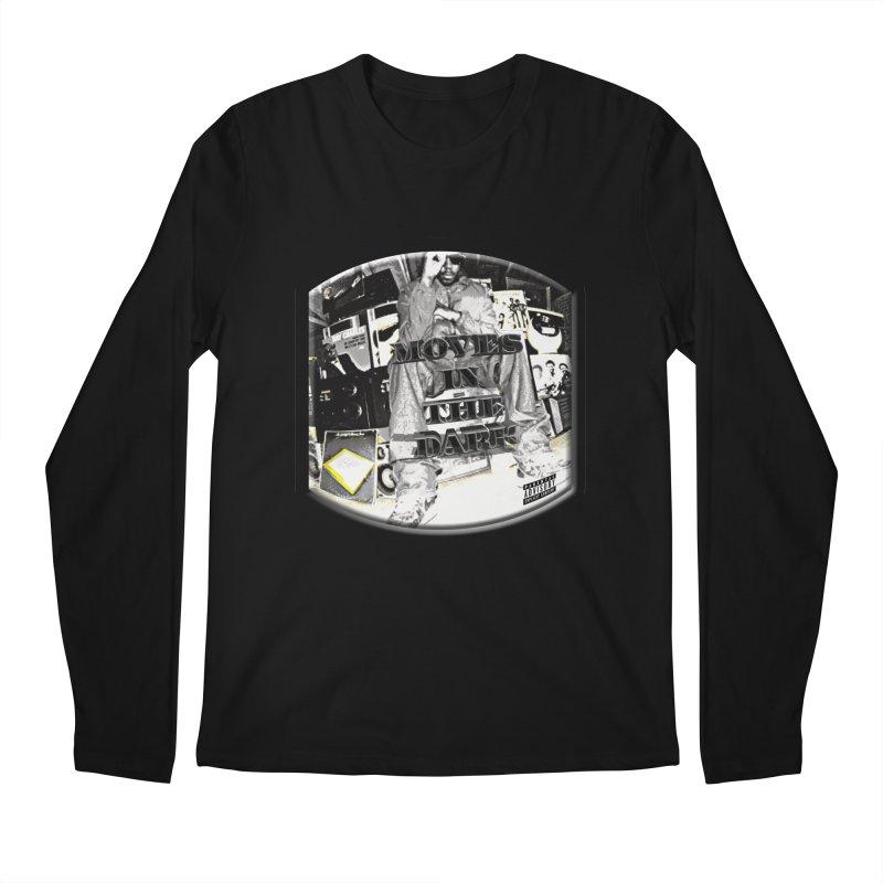 Moves In The Dark Men's Regular Longsleeve T-Shirt by HUNDRED