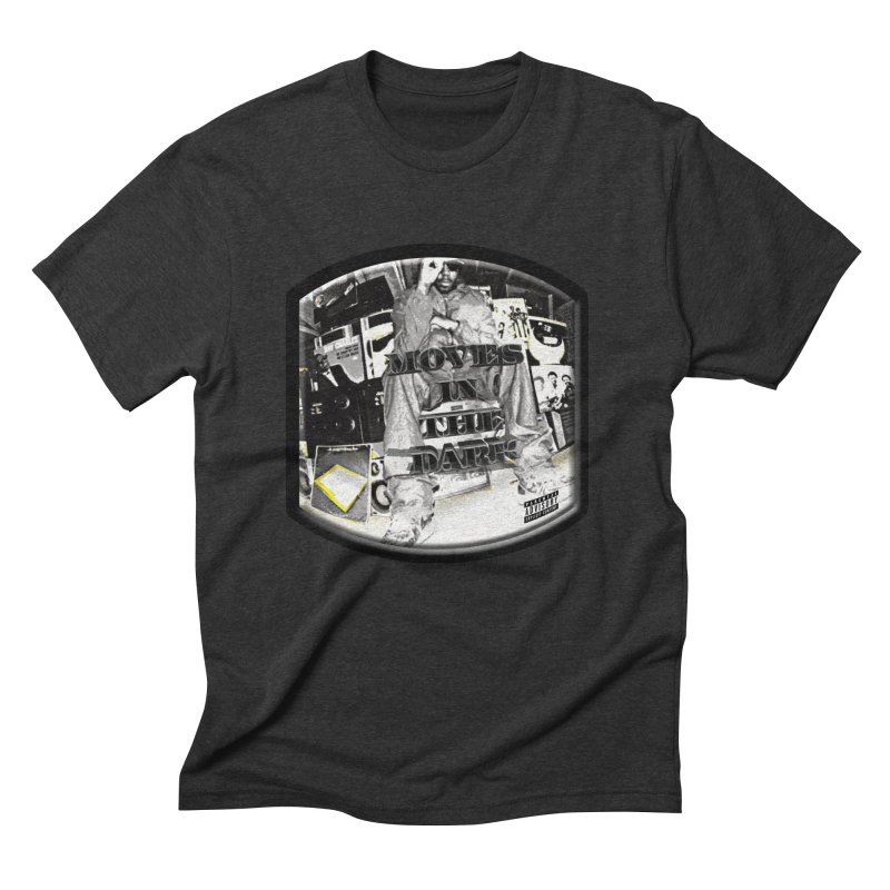 Moves In The Dark Men's Triblend T-Shirt by HUNDRED