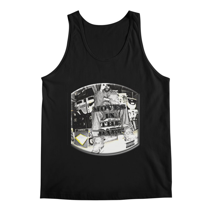 Moves In The Dark Men's Regular Tank by HUNDRED