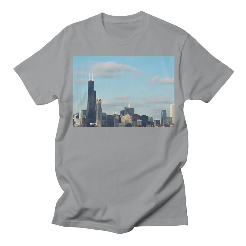 00 IllState Of Mind-Chi 94 Willis Tower Women's Regular Unisex T-Shirt by HUNDRED