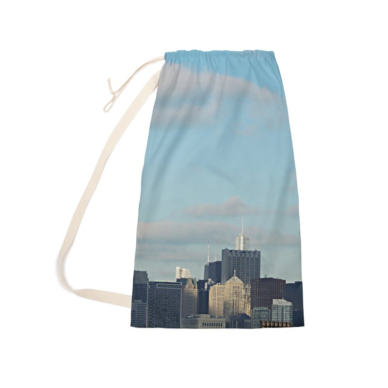 00 IllState Of Mind-Chi 94 Willis Tower Accessories Laundry Bag Bag by HUNDRED