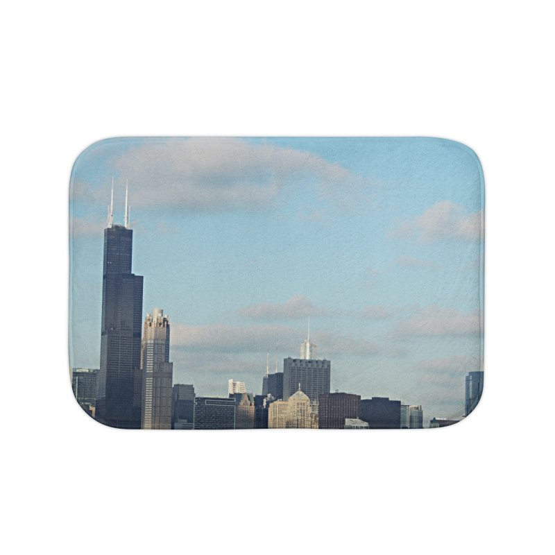 00 IllState Of Mind-Chi 94 Willis Tower Home Bath Mat by HUNDRED