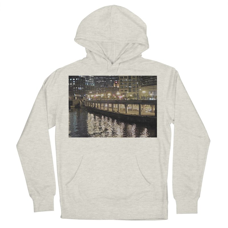 00 IllState Of Mind Lower Wack Women's French Terry Pullover Hoody by HUNDRED