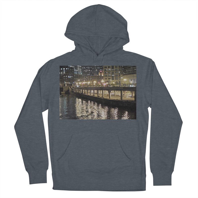 00 IllState Of Mind Lower Wack Men's French Terry Pullover Hoody by HUNDRED