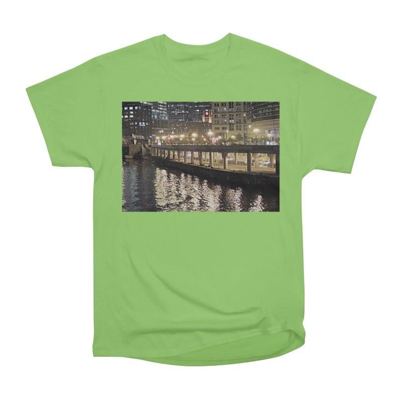 00 IllState Of Mind Lower Wack Women's Heavyweight Unisex T-Shirt by HUNDRED