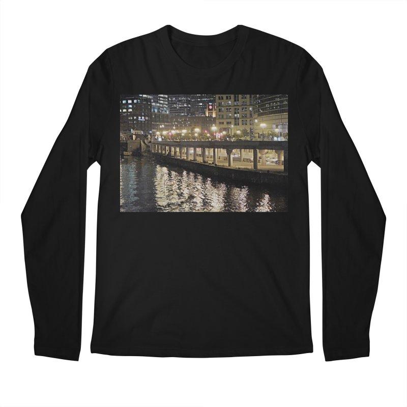 00 IllState Of Mind Lower Wack Men's Regular Longsleeve T-Shirt by HUNDRED