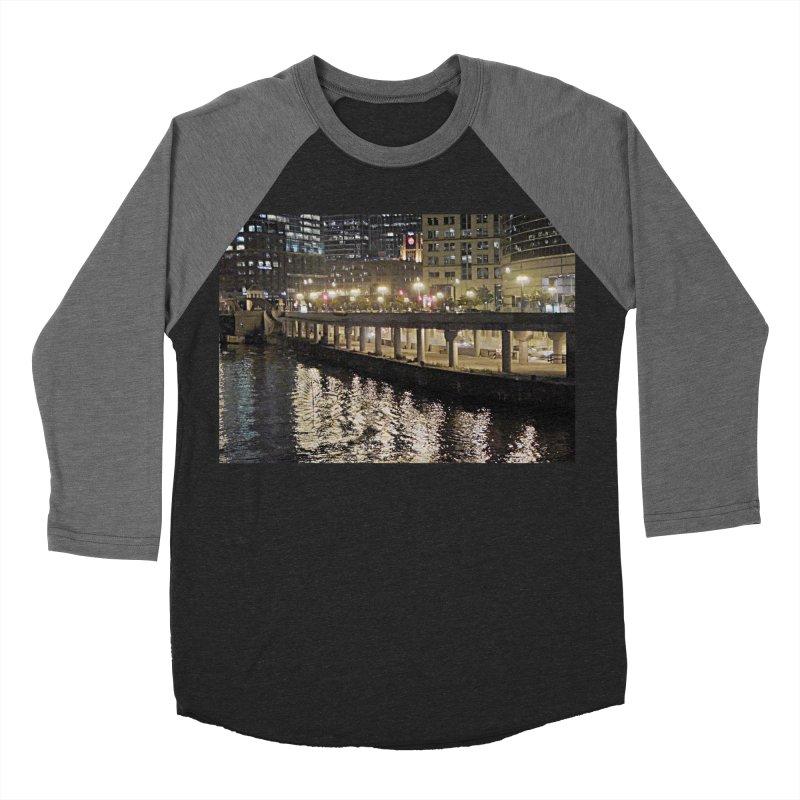 00 IllState Of Mind Lower Wack Women's Baseball Triblend Longsleeve T-Shirt by HUNDRED