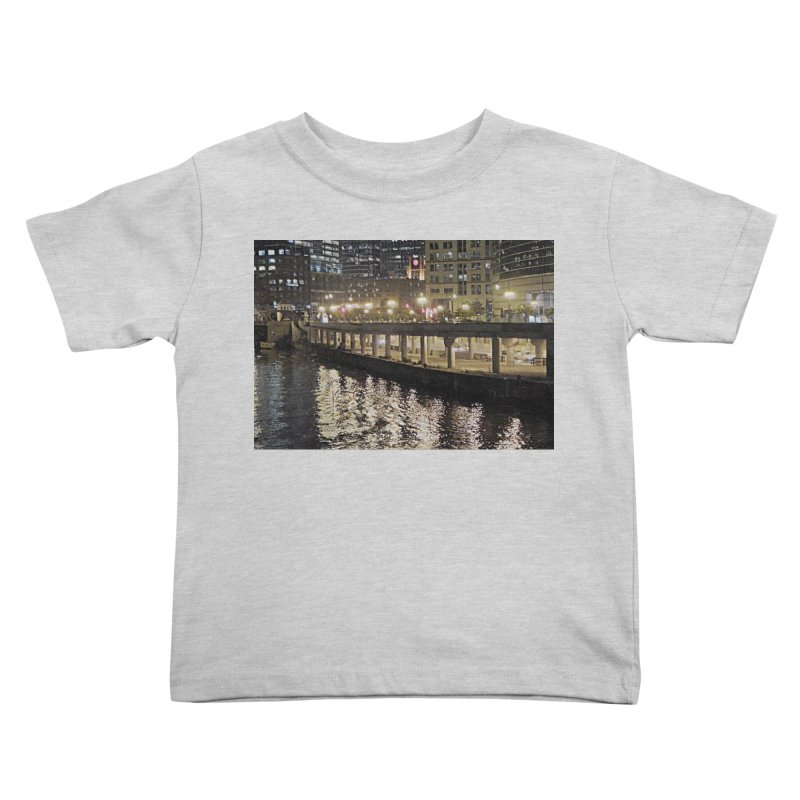 00 IllState Of Mind Lower Wack Kids Toddler T-Shirt by HUNDRED