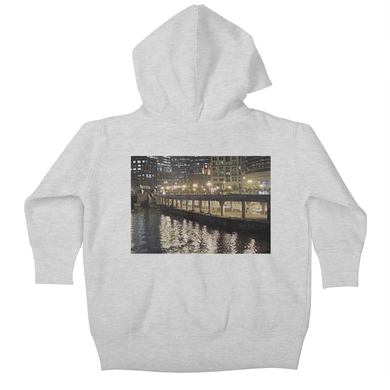 00 IllState Of Mind Lower Wack Kids Baby Zip-Up Hoody by HUNDRED