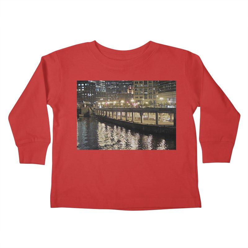 00 IllState Of Mind Lower Wack Kids Toddler Longsleeve T-Shirt by HUNDRED
