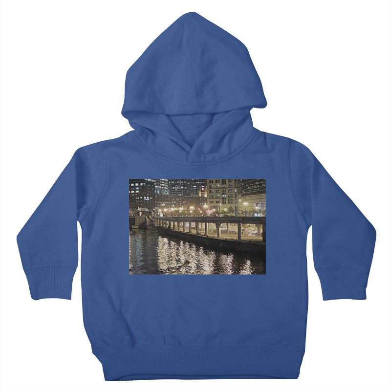 00 IllState Of Mind Lower Wack Kids Toddler Pullover Hoody by HUNDRED
