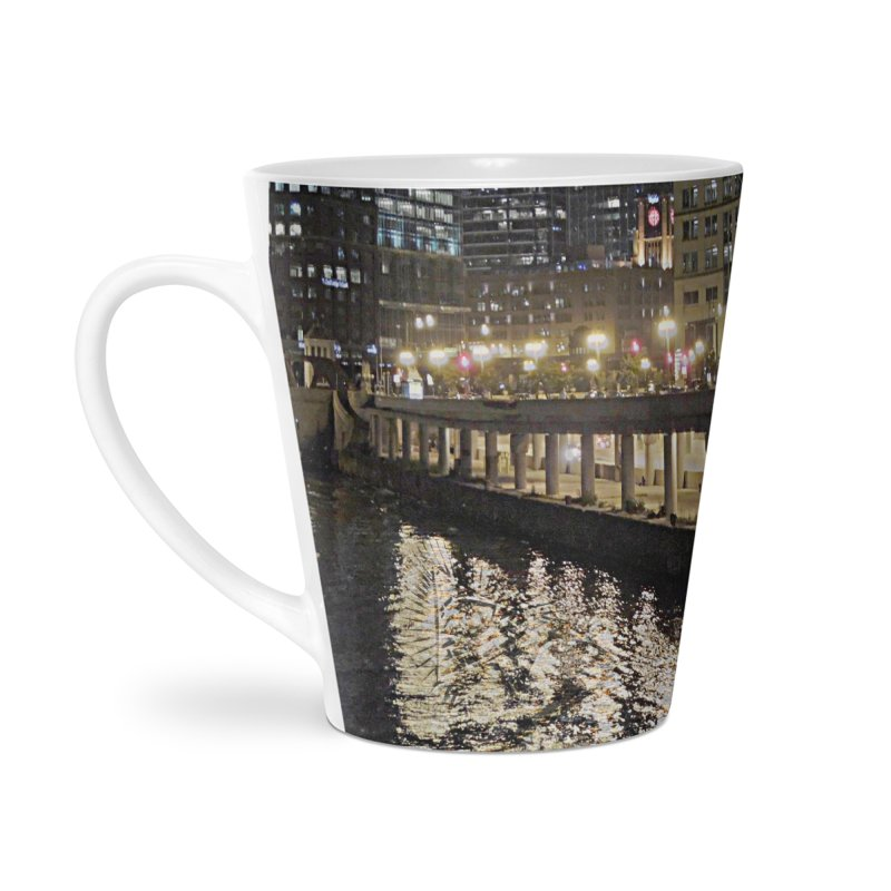 00 IllState Of Mind Lower Wack Accessories Latte Mug by HUNDRED