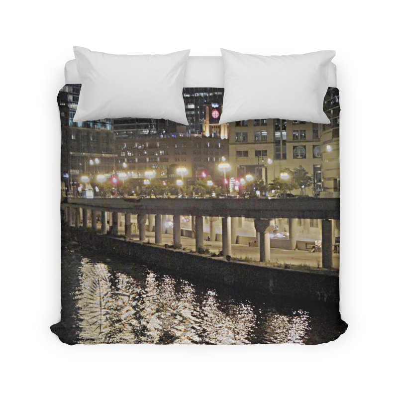00 IllState Of Mind Lower Wack Home Duvet by HUNDRED