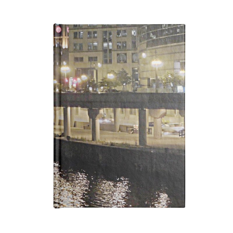 00 IllState Of Mind Lower Wack Accessories Lined Journal Notebook by HUNDRED