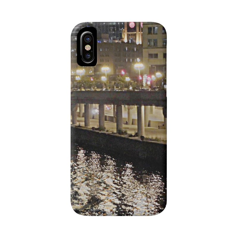 00 IllState Of Mind Lower Wack Accessories Phone Case by HUNDRED