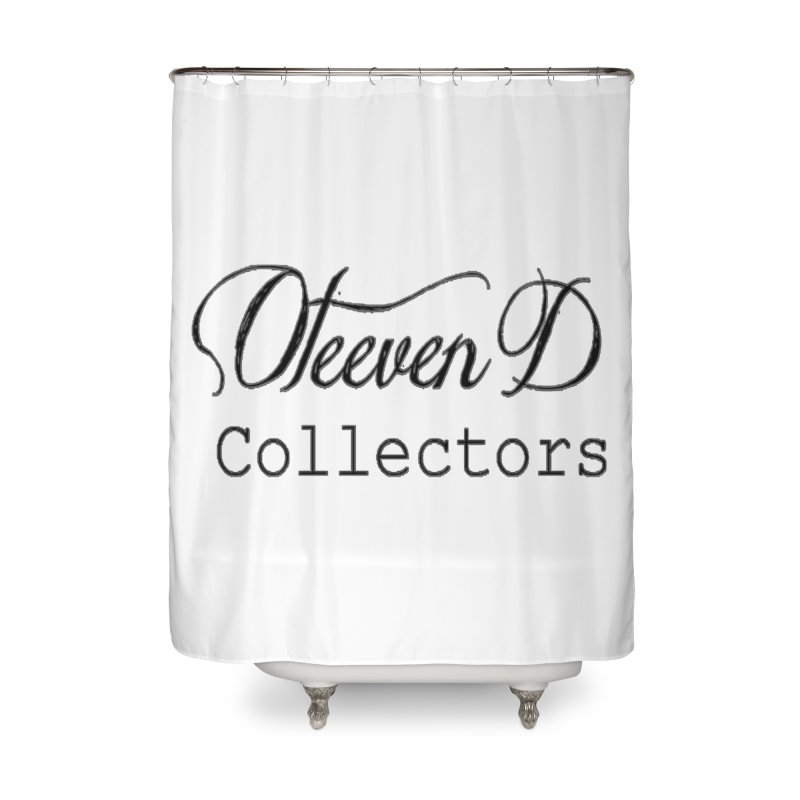 Oteeven D Collectors  Home Shower Curtain by HUNDRED